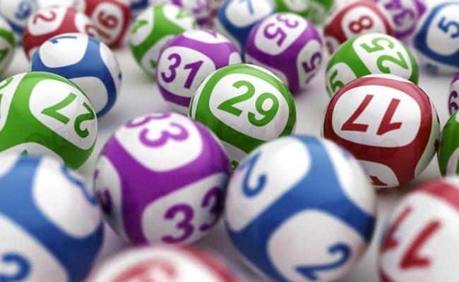 Casino lottery betting
