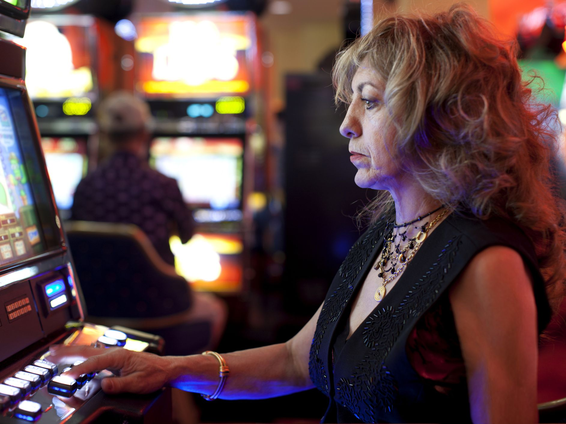 Getting amidst crucial role in online slot gambling