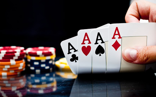 Play QQ Poker Game